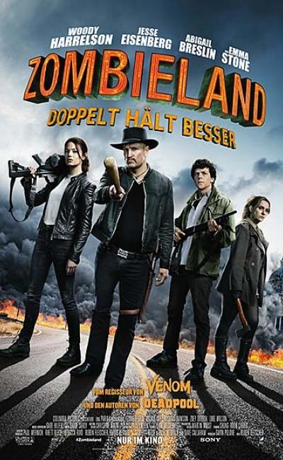 Kinostart Zombieland 2