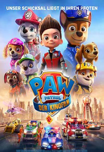 Paw Patrol: Der Kinofilm (2021)