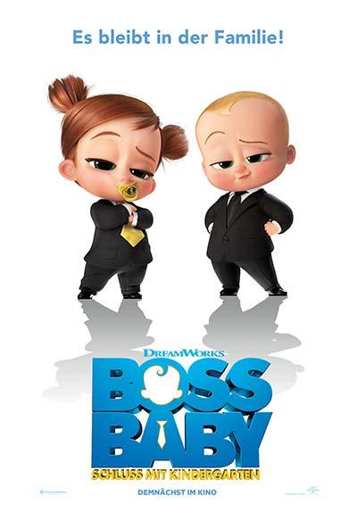 Boss Baby - Schluß mit Kindergarten (2021)